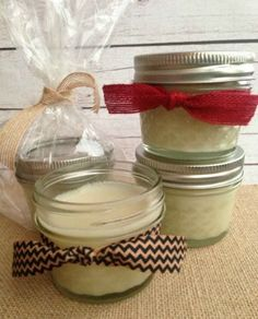 DIY Homemade Body Butter | Only 4 Ingredients! This is an All Natural Carrier Oil or Body Lotion!