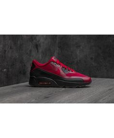 8a93ad6d47a Nike Air Max 90 Ultra Essential Noble Red Shoes Sale