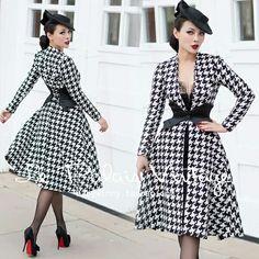 Dress from le Palais Vintage