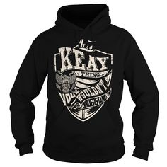 Its a KEAY Thing (Eagle) - Last Name, Surname T-Shirt