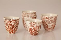 Samantha Robinson Handmade Ceramics by maricela
