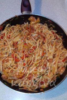 Cookbook Recipes, Pasta Recipes, Cooking Recipes, Healthy Recipes, Greek Recipes, Desert Recipes, Italian Recipes, Food Bulletin Boards, Avocado Egg Rolls