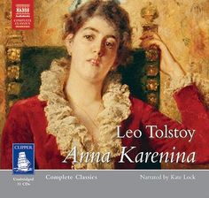 Read, listen or download an ebook of  Anna Karenina by #LeoTolstoy via our library's catalogue.