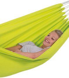 AMAZONAS Florida Kiwi #hammock #green #fun #relax #nap