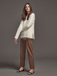 Rebajas pantalones y jeans de mujer | Massimo Dutti