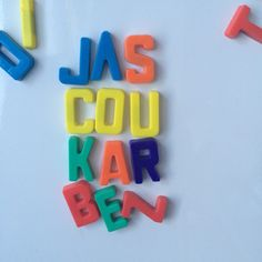 Our fridge ...