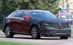 2017 Lincoln MKS Spy Shots - http://www.2016newcarmodels.com/2017-lincoln-mks-spy-shots/