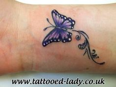 delicate inner wrist tattoos - Google Search