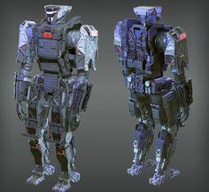 Black ops 3: General Purpose Infantry Unit (G.I.U.)