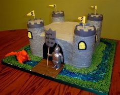 knight cake - Bing Images