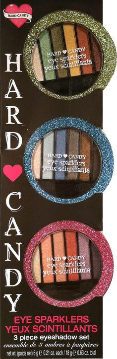 Hard Candy Eye Sparklers Eyeshadow Set