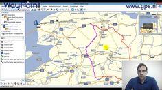 Starten met Garmin BaseCamp - tutorial - 03 (+afspeellijst)