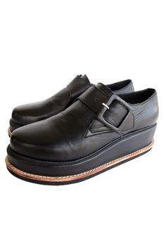 Men Shoes, KTZ AW 2011 Pre Collection
