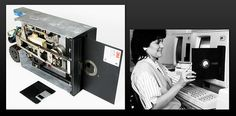 #Tech #Throwback! Check out this 8-inch floppy disk from the 70s!