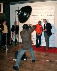 Tommy Hilfiger Foundation Red Carpet Holiday Party