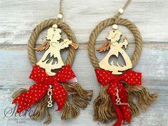 Christmas Angels, Christmas Home, Christmas Ornaments, Felt Crafts, Diy Crafts, Handmade Ornaments, Xmas Decorations, Christmas Projects, Wedding Gifts