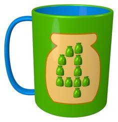 Pot 4 Mug / #Tableware