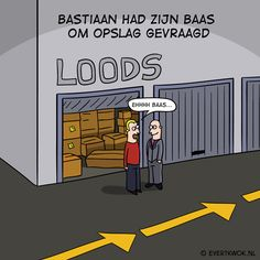 Ehh baas... Dutch Language, Sarcasm Humor, Can't Stop Laughing, Word Art, Workplace, Funny Pictures, Funny Quotes, Family Guy, Jokes
