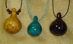 tiny gourd pendants