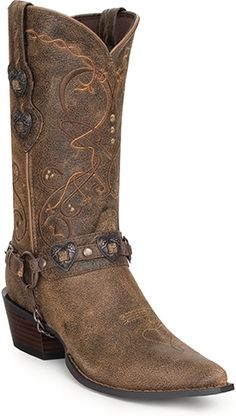 "Women's Durango 11"" Western Boots RD4155"