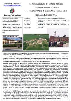 I Tesori della Pianura Bresciana http://www.panesalamina.com/2016/47385-i-tesori-della-pianura-bresciana.html