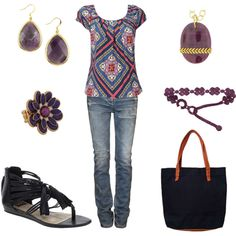 My favorite colors..., created by rkimball on Polyvore