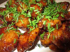 J'ai eu cette recette de ma belle-fille qui adore les plats asiatiques et qui est toujours en quête de nouvelles recettes. Préparation: 20 minutes Cuisson:10 à 15 minutes Pour 6 personnes Ingrédients : 1,500 kg d'escalope de poulet 2 gousses d'ail écrasées...