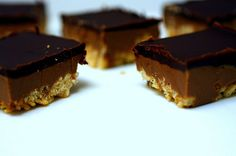 From Baked cookbook--peanut butter crispy bars