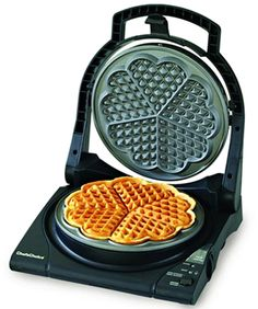 Heart-Shaped #Waffle Maker – Something sweet for the sweetie #Valentine's Day
