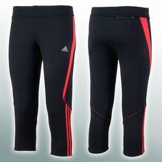 Adidas dames hardloopbroek @ Plutosport.nl