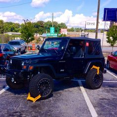 Take up four parking spaces? Get four boots.