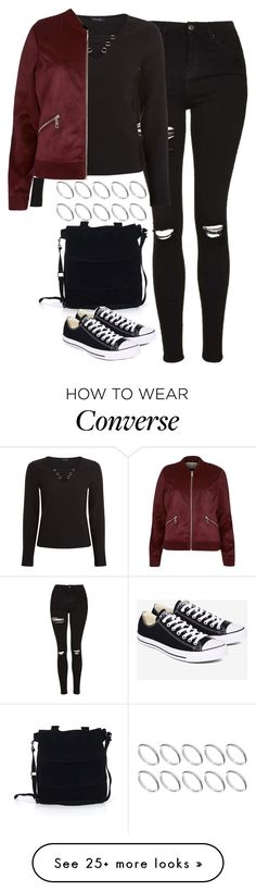 """Untitled #4306"" by keliseblog on Polyvore featuring Topshop, New Look, River Island, Zara, Converse and ASOS"