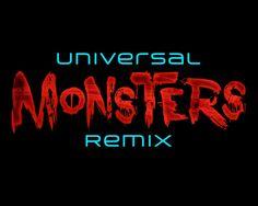 Universal Monsters Remix - Halloween Horror Nights
