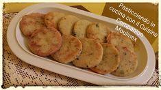Pasticciando in cucina con il Cuisine Companion Moulinex: Hamburgher di persico patate e zucchine - Cuisine ...
