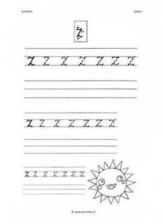 Alphabet Writing, Teaching Writing, Preschool Worksheets, Spelling, Homeschool, Learning, Website, Montessori, Drawing