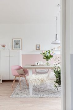 6 Easy ways in which paint can separate a space and make it dreamy