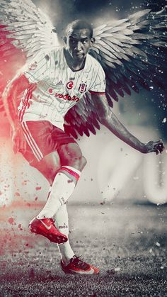 Anderson Talisca Riders On The Storm, Black Eagle, Sports Clubs, Neymar, Champions League, Athlete, Joker, Football, Fictional Characters