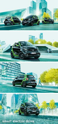 Emission-free city driving with added spark.