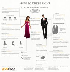 Free online tools and planning checklists for Prom