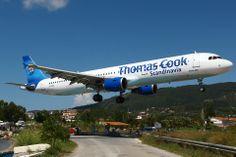 AIRBUS 321-SKIATOS GRECIA