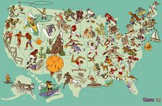 Martin Salisbury's 100 Great Children's Picture Books is a selection of work selected for stand-out artwork and design.