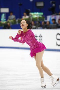 NHK杯ショートプログラムで4位になった浅田真央
