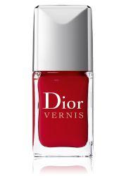 Vernis Red Royalty de Dior - tendance Glamour