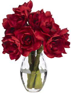 Red Amaryllis Bouquet