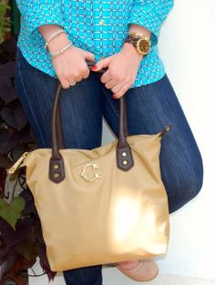A C.Wonder tote to bring a whole outfit together!