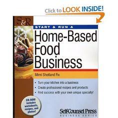 Home Based Food Business