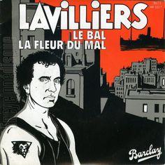 Le bal / La fleur du mal - Bernard LAVILLIERS dessin de TARDI