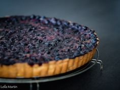 Alsatian blueberry pie - I'll cook you - Carolin Garvagh Pumpkin Cheesecake Recipes, Cheesecake Cupcakes, Cupcake Recipes, Berry Smoothie Recipe, Easy Smoothie Recipes, Delicious Cookie Recipes, Sweet Recipes, Homemade Frappuccino, Coconut Milk Smoothie