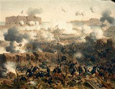 Prise de Malakoff par les Français, le 8 septembre 1855