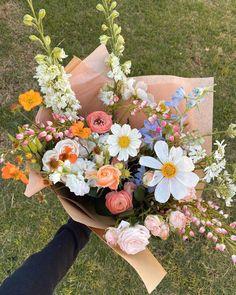 My Flower, Wild Flowers, Beautiful Flowers, Summer Flowers, Cut Flowers, Colorful Flowers, Flower Aesthetic, Aesthetic Drawing, Summer Aesthetic